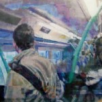 Commuter by Enda O'Donoghue
