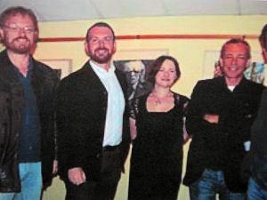 Jared Harris, Thomas Delohery, Caoimhe Reidy, Damien Harris