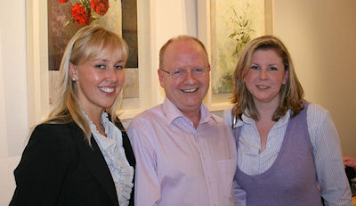 Kate J. McCarthy, Charlie Meehan and Marie-Claire McGann