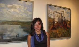Sahoko K. Blake at Dalkey Arts Gallery