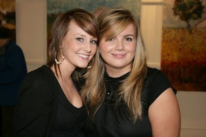 Emma Fitpatrick & Jenny O'Farrell