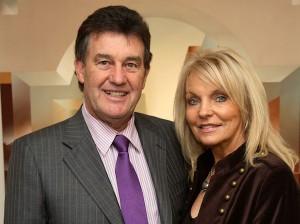 Bill Cullen & Jackie Lavin