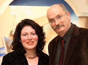 Martina and Claudio Viscardi