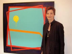 Gwen Stevenson -Chairperson- Dungannon Borough Arts Forum