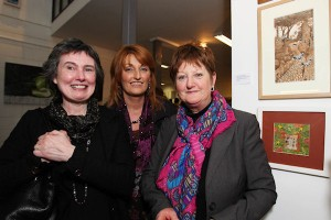 Susan Devane, Linda Gough and Emer Mooney