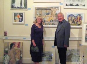 Jimmy T. Murakami at Powerscourt Gallery