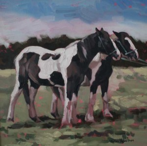 'inseperable' by Marina Hamilton, stolen in Sligo