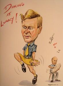 "Dancing at Lunacy"" (Enda Kenny) - Ray Sherlock"