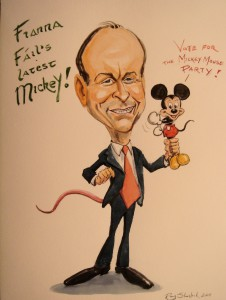Fianna Fáil's Latest Mickey (Micheál Martin) - Ray Sherlock