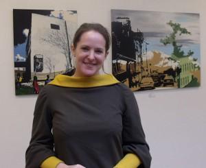 Best Emerging Artist Doris Dittrich
