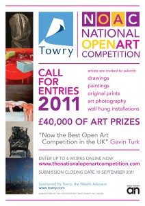 National Open Art Competition Call for Entries