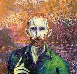 John Nolan Self Portrait