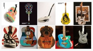 Instrumental Art Raffle Prizes