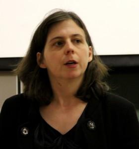 IMMA Director Sarah Glennie