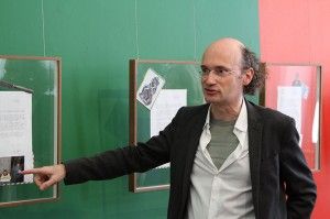 Curator Prof. Nikolaus Hirsch