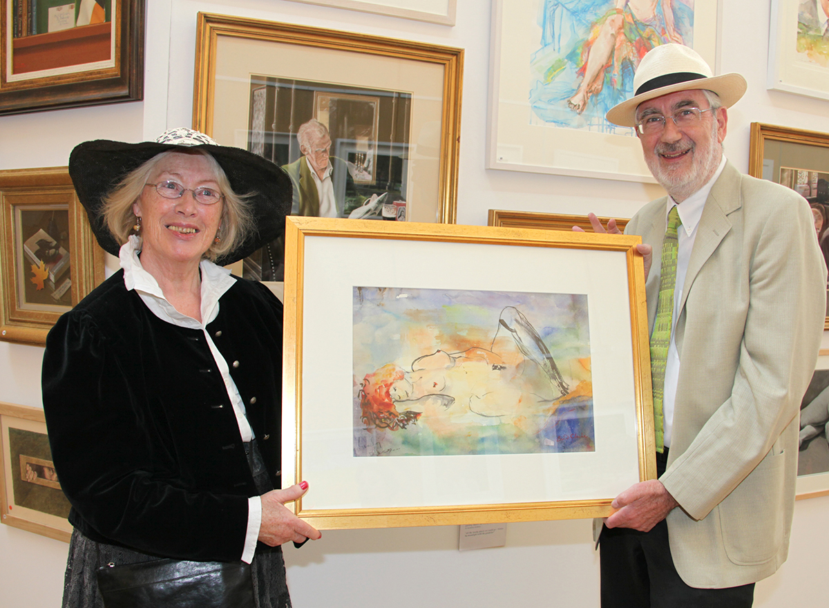 Dublin Painting & Sketching Club 138th exhibition opens