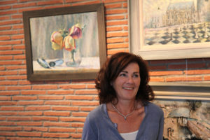 Siobhan Bastable of The Gallery in Dalkey