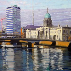 Darragh Treacy - Winter Light The Liffey