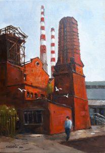 Pat O'Breartuin - Old Docklands