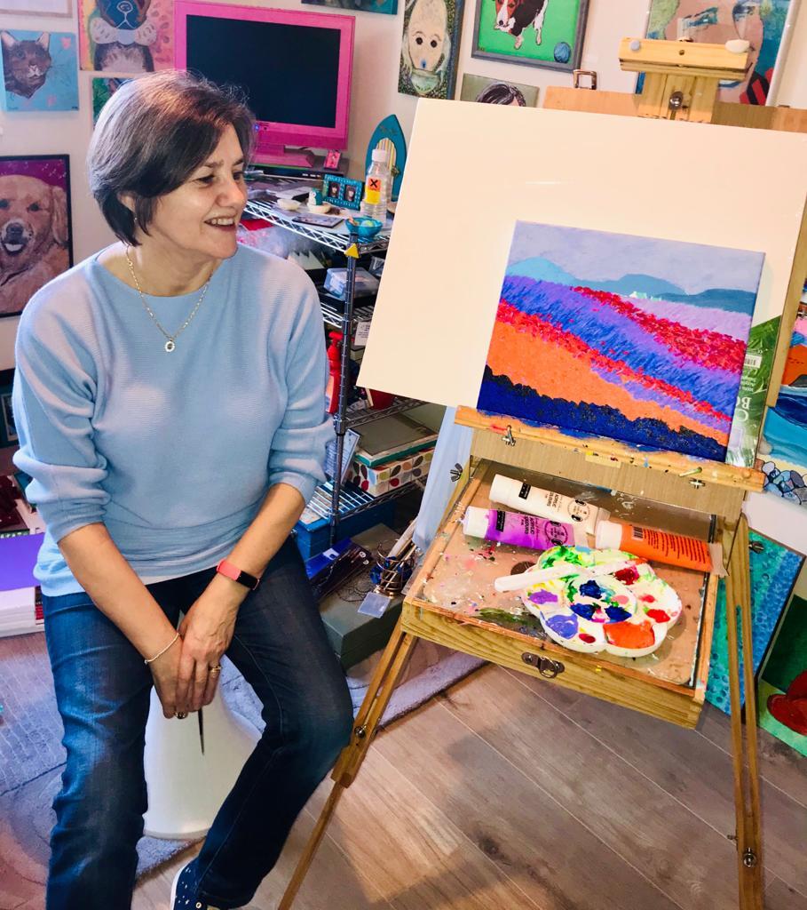Online Art Classes with John Nolan