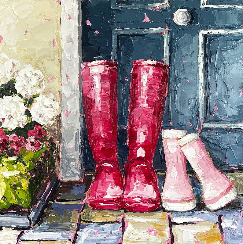 Exhibition of New Work by Roisín O'Farrell Hosted by The Doorway Gallery